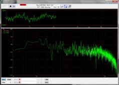 FLACの周波数スペクトル